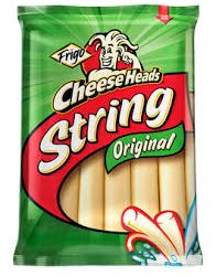Frigo Coupons, Only $1.99 for Cheese Heads String or Variety Cheese