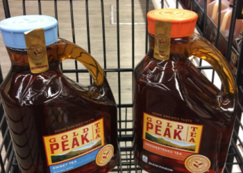 Gold Peak Tea Coupon, Pay $2.49 (Save up to 60%)
