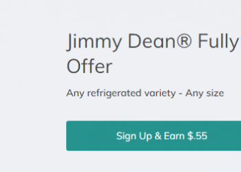 Jimmy Dean Coupons – as Low as $1.65 for Sausage or $2.95 for Bacon