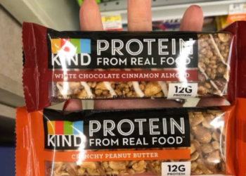 NEW KIND Protein Bar Coupon – Only $0.99 (Save 50%)