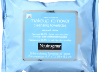 Neutrogena Coupon – Pay $2.99 for Facial Wipes