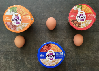 New Just Crack an Egg Coupon and Sale – Pay just $1.29 for Breakfast Bowls at Safeway