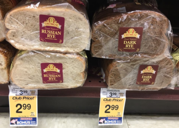 NEW Oroweat Rye Bread Coupon – Pay $2.44