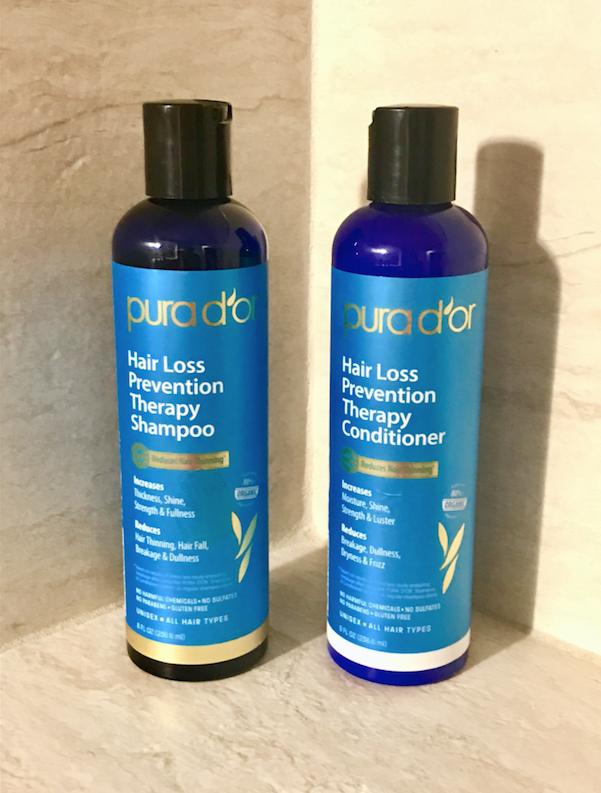 PURA D'OR Hair Loss Shampoo Review