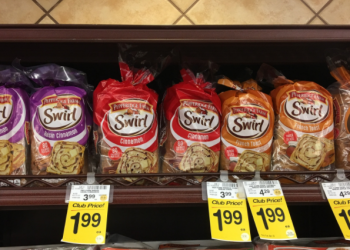 Pepperidge Farm Swirl Bread for $1.99 (Save up to 54%)