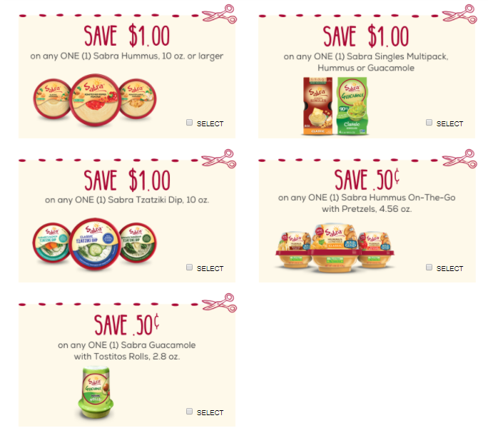 Our Free Sabra Coupons and Printables for December will save you and your family money. Find more savings for Sabra at samp-cross.ml