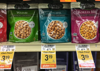 Saffron Road Crunchy Chickpeas Deal – as Low as $1.69 (Save 65%)