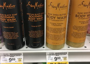 HOT! Shea Moisture Hair and Skin Care Sale and Coupon Deals