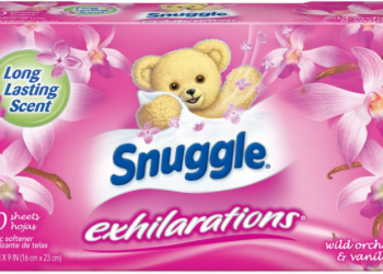 Snuggle Fabric Softener for $0.99 After the Coupon & Sale