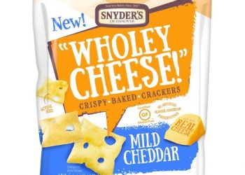Snyder's of Hanover Coupon – Wholey Cheese Crackers $1.49 or Pretzels $1.99