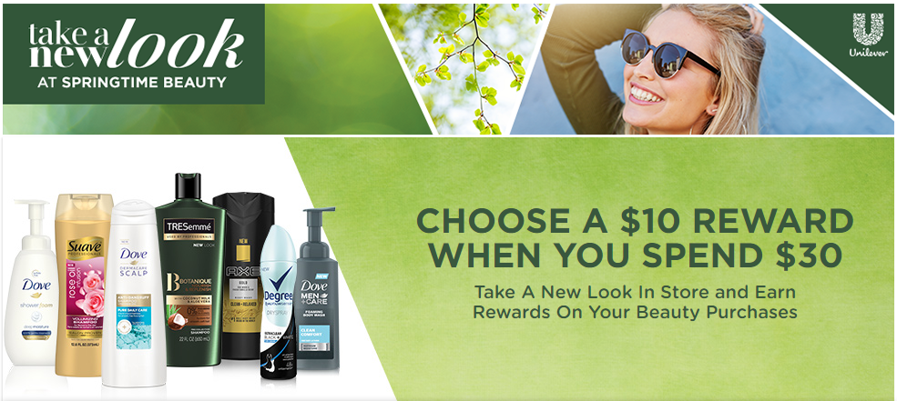 Unilever promotion