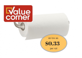 Get Paper Towels for Just $0.33 Each – Stock up Price