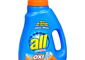 all Coupon, Only $0.99 for Laundry Detergent