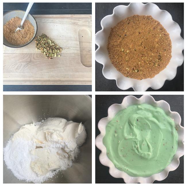 pistachio pie ingredients