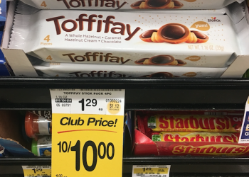 Get Cheap Toffifay Hazelnut Chocolate Candy at Safeway