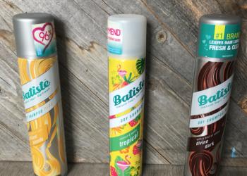Batiste Dry Shampoo Review