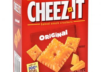 Cheez-It Crackers Coupon & Sale, Only $1.49