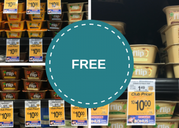 FREE Chobani flip Yogurt at Safeway