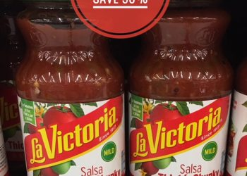 Get La Victoria Salsa for Just $1.99 at Safeway – Save 50%