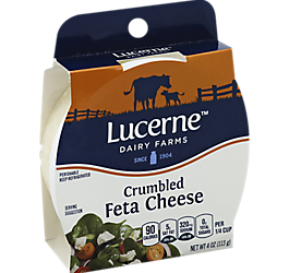 Lucerne Feta Cheese on Sale, Only $1.77 at Safeway