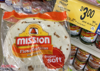 Mission Flour Tortillas for $1.50 | Grab and Go Sale (No Coupons Required)