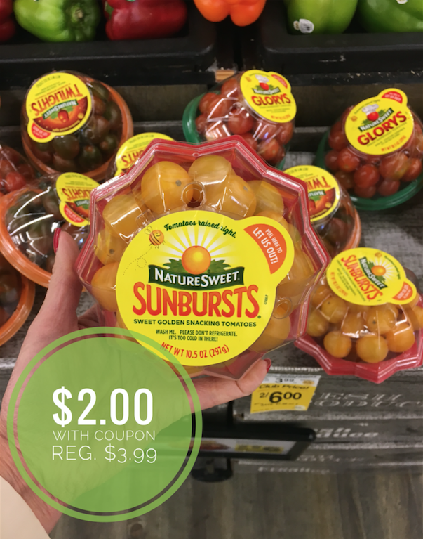 Nature Sweet Sunburst Tomatoes