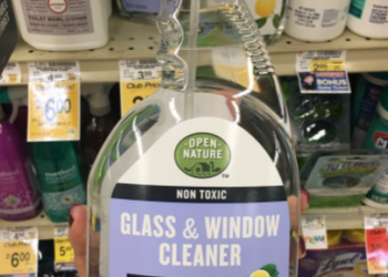 Open Nature & Bright Green Cleaners for $1.99 (Save 50%)