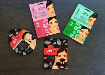 Review of Yes To Facial Masks