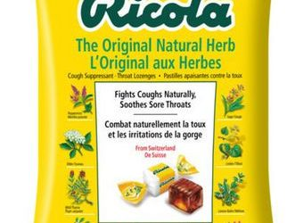 Ricola Coupon, Only $1.00 for Cough Drops