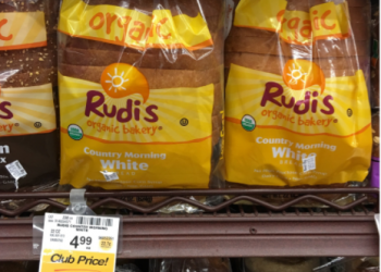 Rudi's Coupon, Pay as Low as $1.99 for Bread