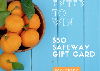Spring Giveaway! Enter to Win $300 Safeway Gift Card Giveaway