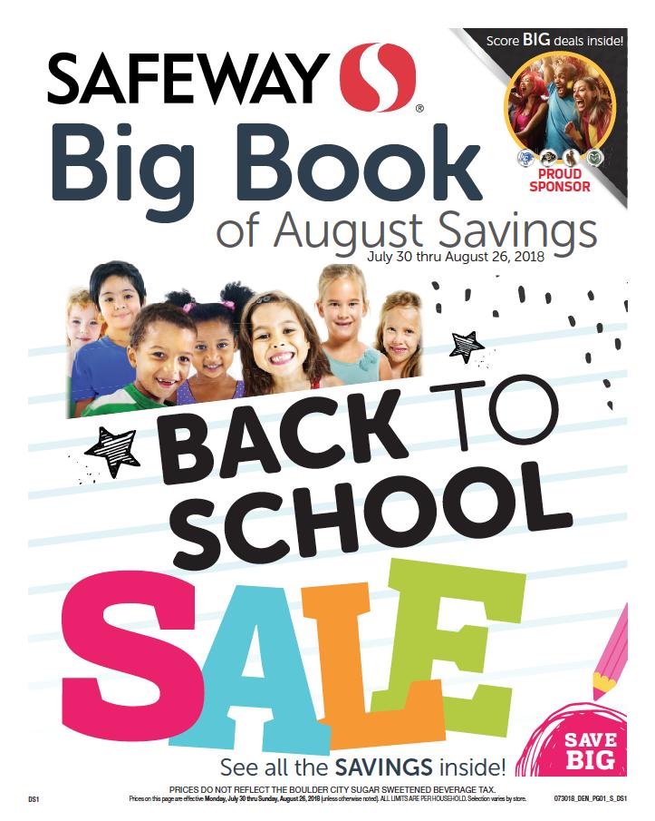Safeway Big Book of Savings