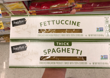 Get Signature SELECT Pasta for Just $.50 at Safeway