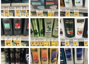 HOT Unilever Promo at Safeway – Spend $15, Save $5 Instantly | Save on Dove, Suave, TRESemme and more!