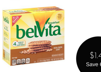 BelVita Coupon, Pay $1.49 After the Deal