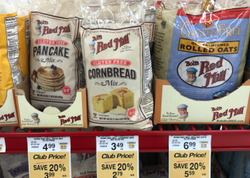 Bob's Red Mill Flours and Mixes Sale and Coupons