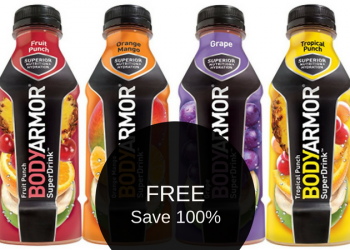 FREE BodyArmor SuperDrink at Safeway (Save 100%)