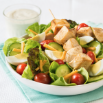Chef Salad With Grilled Chicken