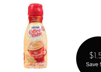 Coffee-Mate Coupon – Pay $1.50 for Creamer