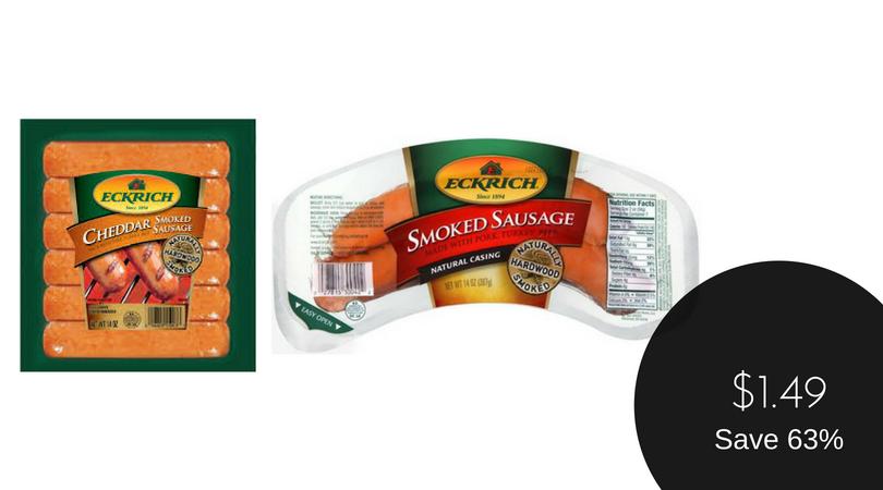 Eckrich Dinner Sausage