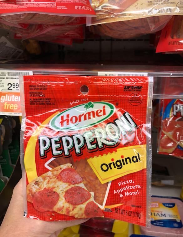 Hormel Pepperoni coupon
