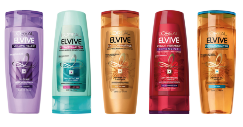 L'Oreal Elvive Coupons