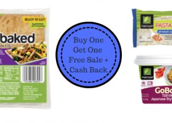 Nasoya BOGO FREE Sale Plus Cash Back Offers – Save up to 75%