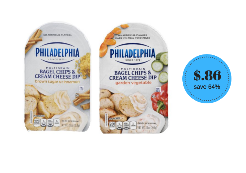 New Philadelphia Coupon Pay Just 86 For Bagel Amp Cream