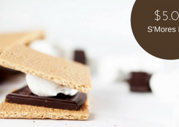 MEGA S'Mores Deal at Safeway – $5 for Chocolate Bar 6 Packs, Graham Crackers, & Marshmallows