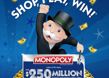 Last Day for Monopoly Tickets at Safeway – Last Chance for HOT Deals