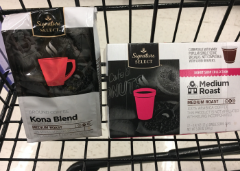 Signature SELECT Coffee Just $2.99 at Safeway (Save 63%)