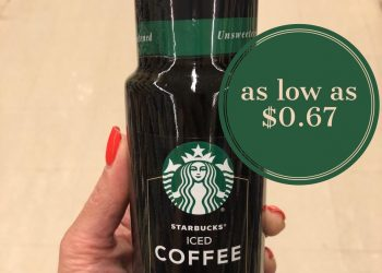 HOT Deals on Starbucks Coffee Single Serve Drinks – As Low As $0.67 at Safeway