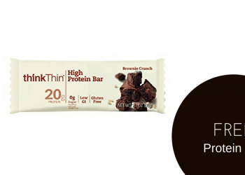 ThinkThin Bar – FREE After Coupon & Sale