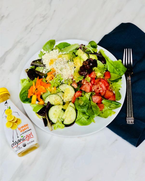organicgirl designer salad dressings